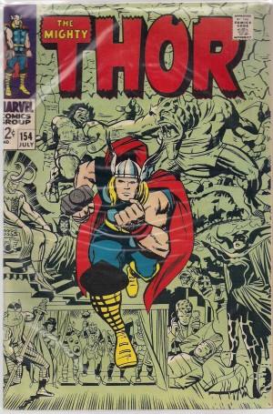 Thor #154 – a