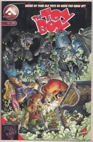 Toy Box #1 – b