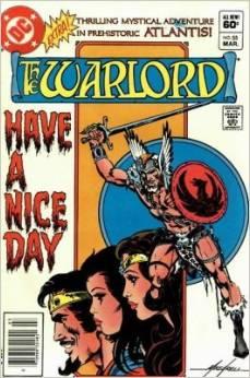 Warlord #55