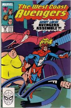 West Coast Avengers Vol. 2 #46