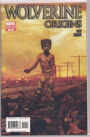 Wolverine Origins #10 – a