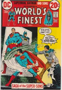 World's Finest Comics #215