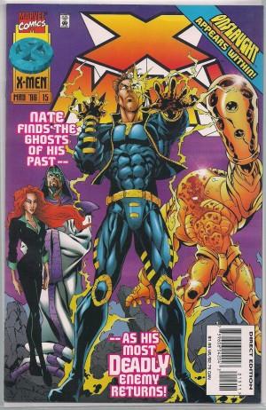 X-Man 1996 #15 – a