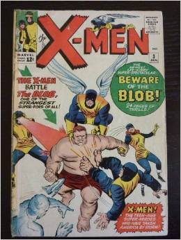 X-Men #3 1964