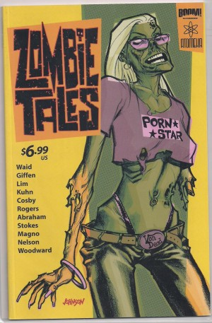 Zombie Tales #1 – a