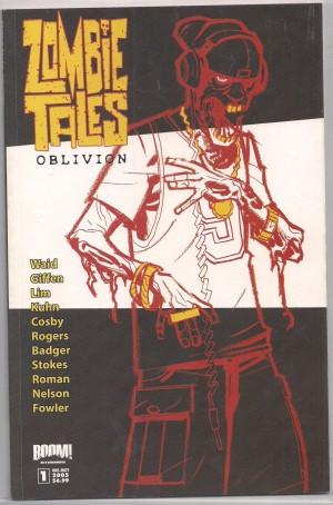 Zombie Tales Oblivion #1 – a