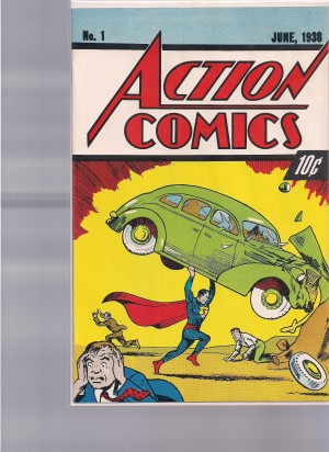 Action Comics 1992 #1 – 7-10-14