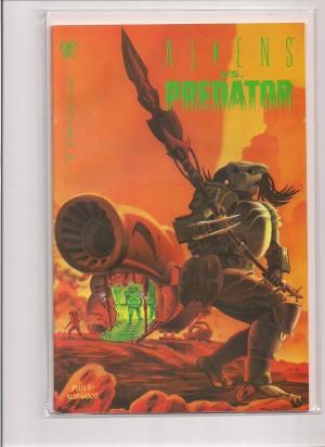 Alien Vs. Predator #1 – a
