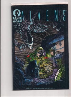 Aliens 1988 #1 – a