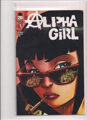 Alpha Girl 2012 #1 – a