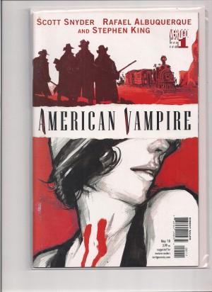 American Vampire 2010 #1 – a