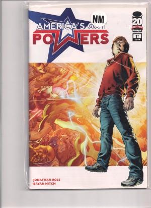 Americas Got Powers 2012 #1 – c