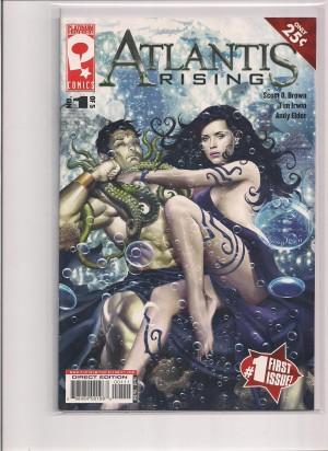 Atlantis Rising #1 – a