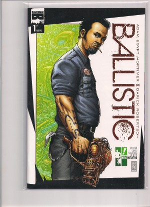 Ballistic 2013 #1 – VARIANT – a