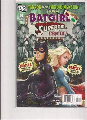 Batgirl 2010 #14 – a