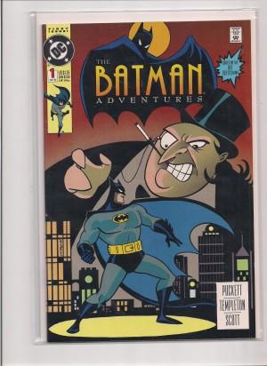 Batman – Adventures 1992 #1 – a