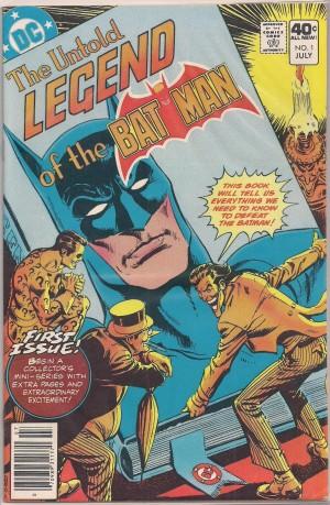 Batman Untold Legend #1
