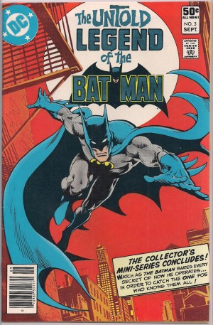 Batman Untold Legend #3