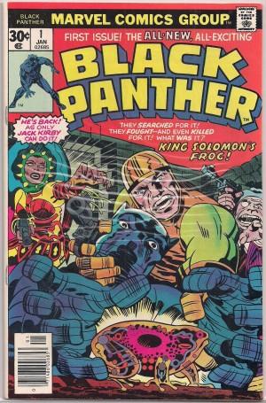 Black Panther #1 – c