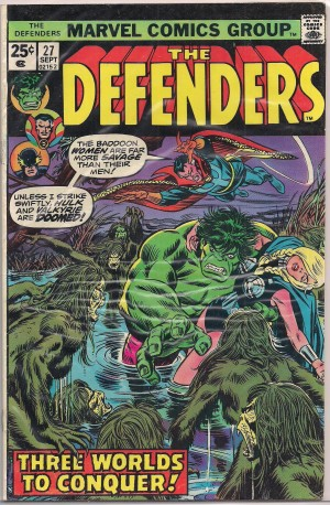 Defenders #27 – a