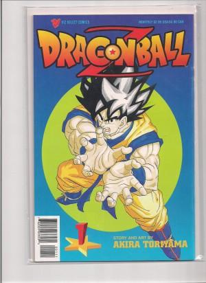 Dragonball Z 1998 #1 – b