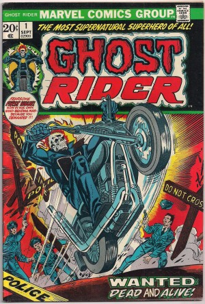 Ghost Rider 1971 #1 – a