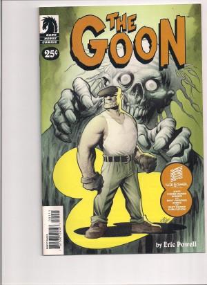 Goon 25 cents #1 – a