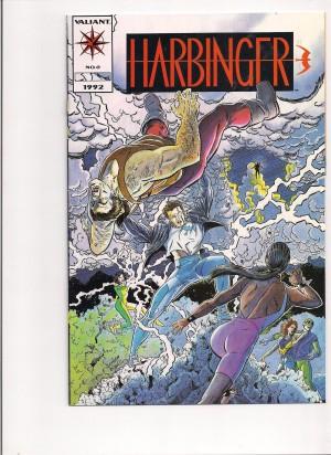 Harbinger 1992 #0 – a