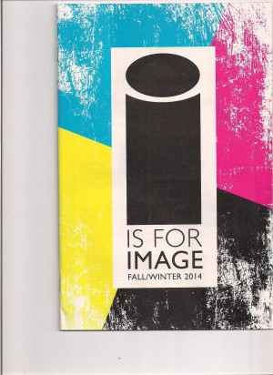 I is for Image 2014 1b – a