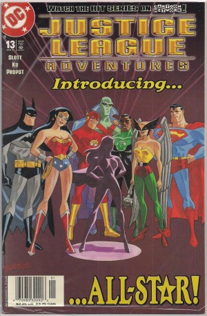 Justice League Adventures 2003 #13 – b