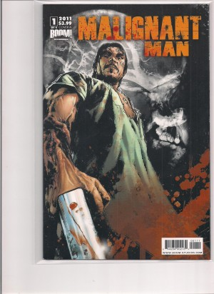 Malignant Man 2011 #1 – c