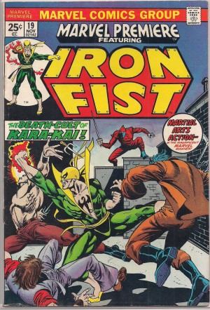 Marvel Premiere #19 – a
