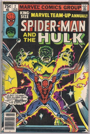 Marvel Team-Up Annual 1979 #2 – a