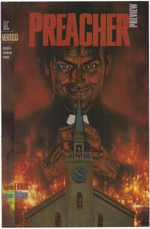 Preacher Preview 1994 #0 – a