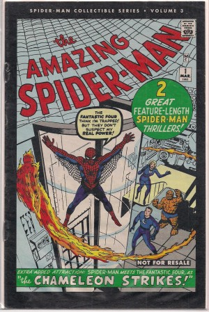 Spiderman #1 RP – a