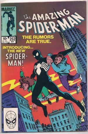 Spiderman #252 – b