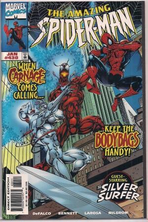 Spiderman #430 – a