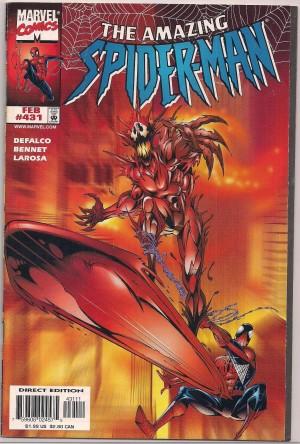 Spiderman #431 – b