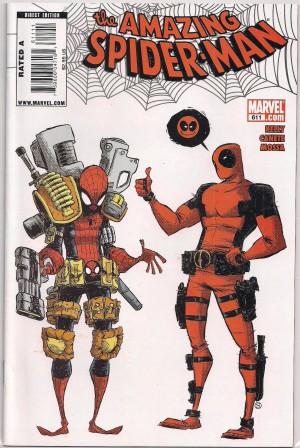 Spiderman #611 – a