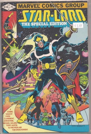 Starloard Special Edition 1982 #1 – a