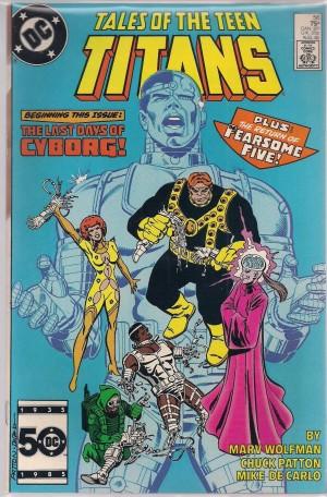 Teen Titans #56 – b