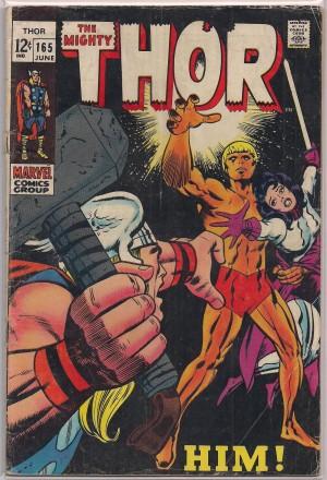 Thor #165 – a