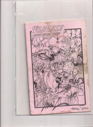 Wildcats 1992 #1 ASHCAN – a