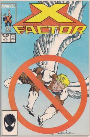 X-Factor 1987 #15 – a