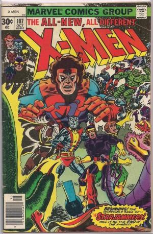 X-Men #107 – 7-10-14