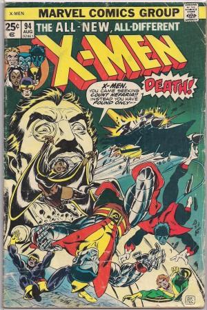X-Men #94 – a
