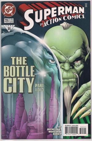 Action Comics #725 – a