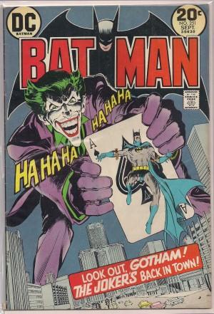 Batman #251 – a