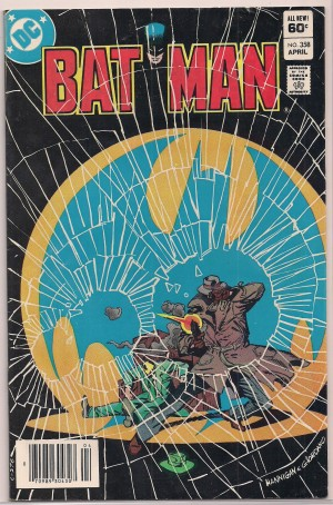 Batman #358 – a