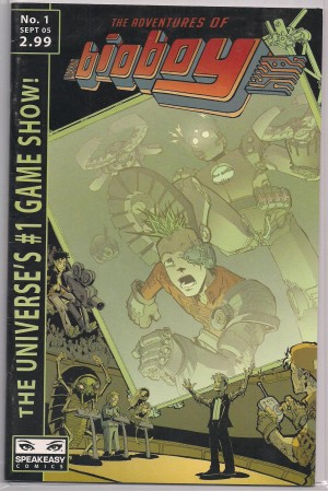 Bioboy 2005 #1 – a